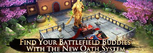 Nuovo Oath System per accedere ai Battlefield