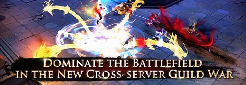 Nuova Guild War Cross-Server