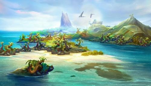 Arrivano i Dinosauri con la nuova update di Runescape - Land Out of Time