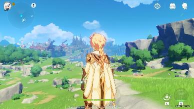 Un Action RPG fantasy con un mondo dai vibranti colori