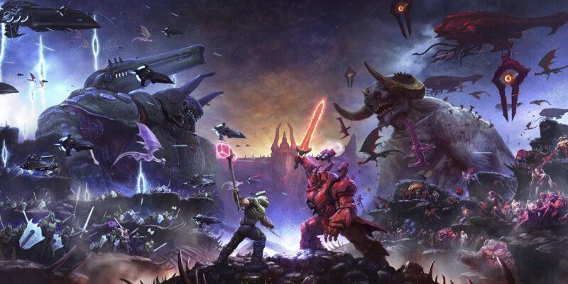 Horde Mode in arrivo su Doom Eternal, nuovi Master Levels e tanto altro