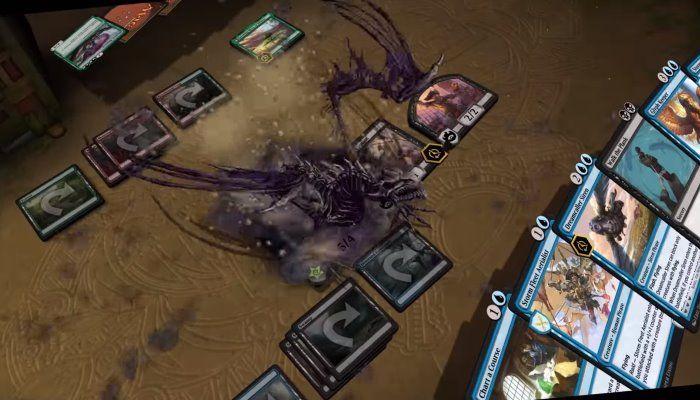 Annunciata la Open Beta di Magic: The Gathering Arena