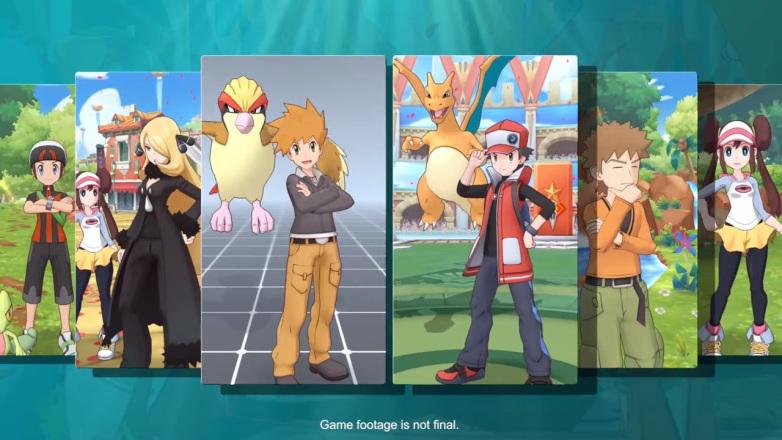 Pokemon Master disponibile per Android ed iOS