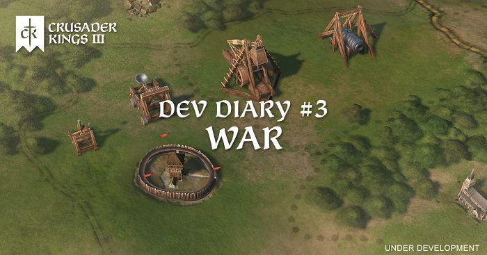 Spiegato come funzioneranno le battaglie e le armate su Crusader Kings 3