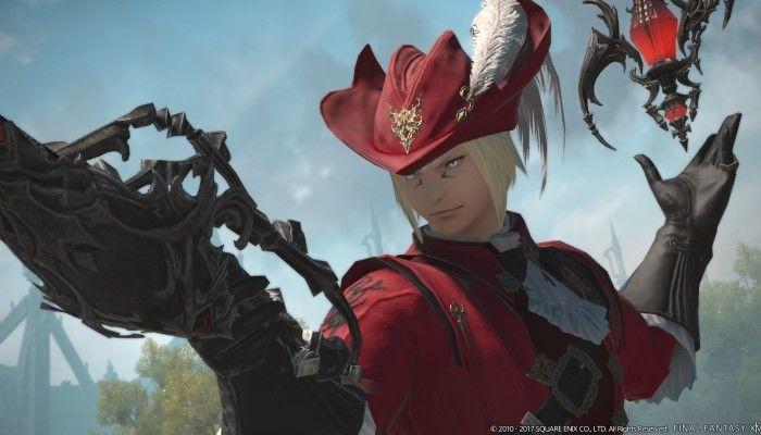 Uno Sguardo Ai Cambiamenti Del Red Mage & Samurai