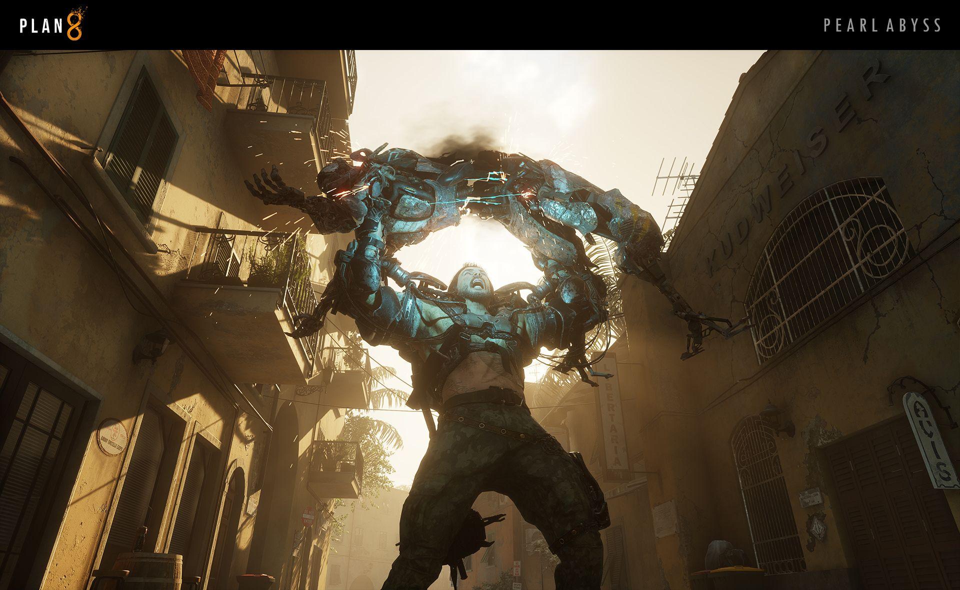 La Pearl Abyss svela nuove immagini e dettagli di PLAN 8, il suo nuovo MMO Shooter