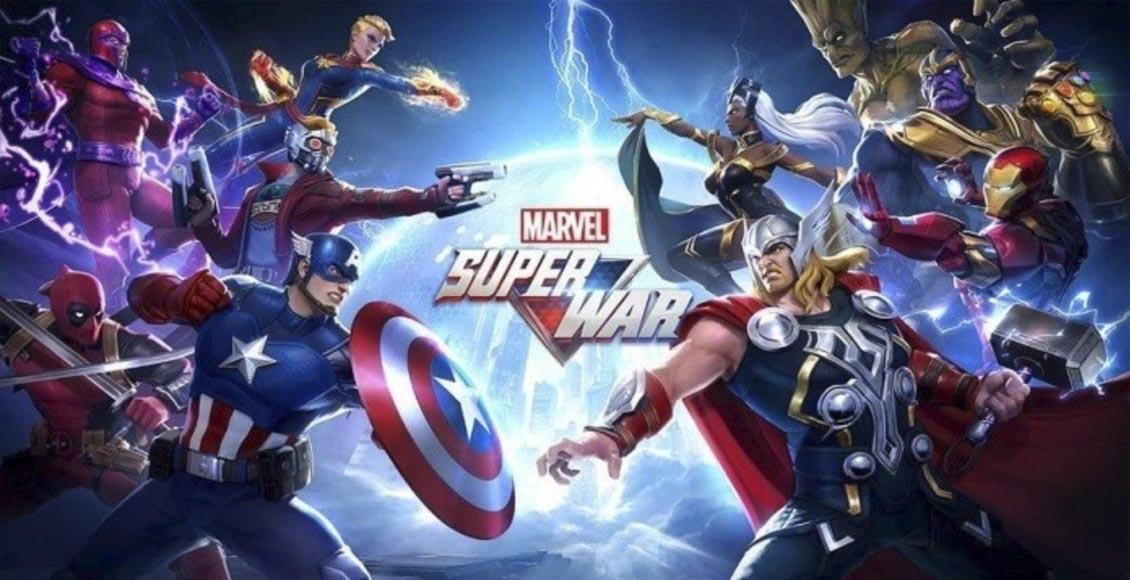 Marvel Super War - Il MOBA dedicato ai personaggi Marvel arriva in Asia