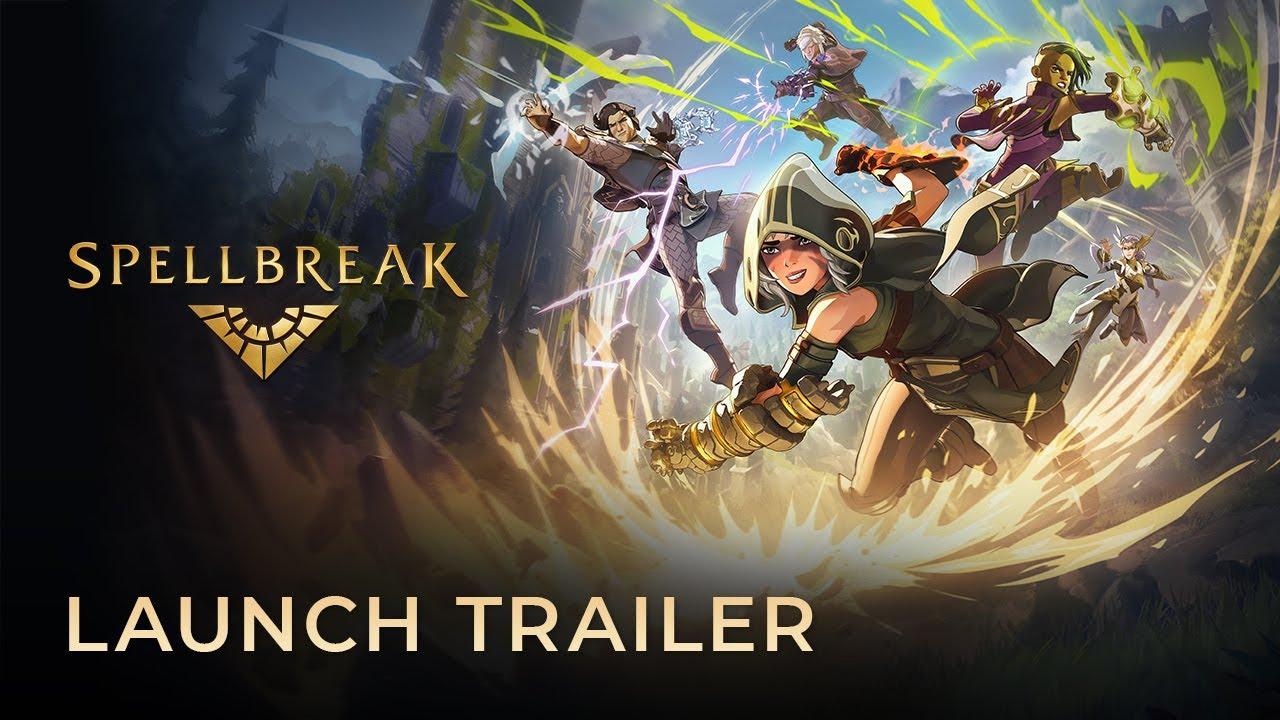 Spellbreak riuscira' a far tremare Fortnite e gli altri giochi Battle Royale?
