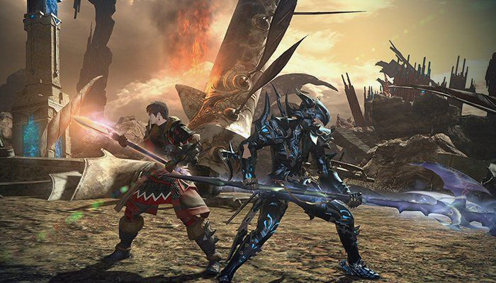 Final Fantasy XIV - Patch 4.01 Non Risolve Gli AFK Nel PvP