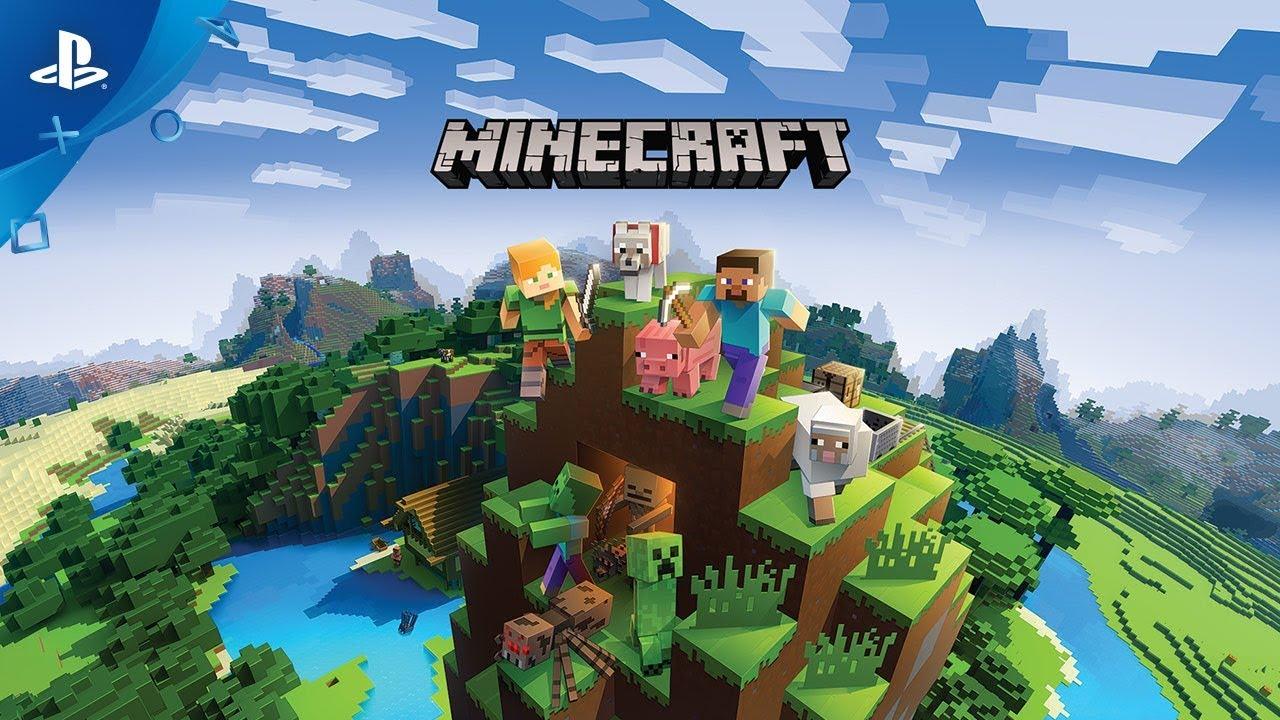 La Sony regala finalmente il cross-play a Minecraft su PS4