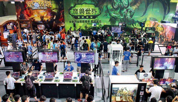 In Cina sono state proposte delle leggi per definire cosa mostrare ai giocatori
