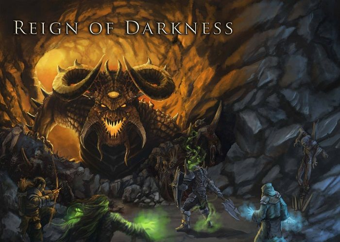 Reign of Darkness e' un nuovo MMO disponibile in Early Access su Steam