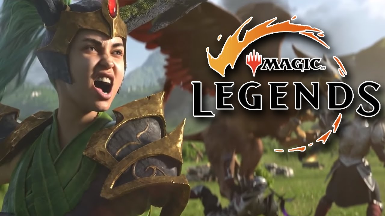 Annunciato Magic Legends, un MMO action basato sul mondo di Magic the Gathering