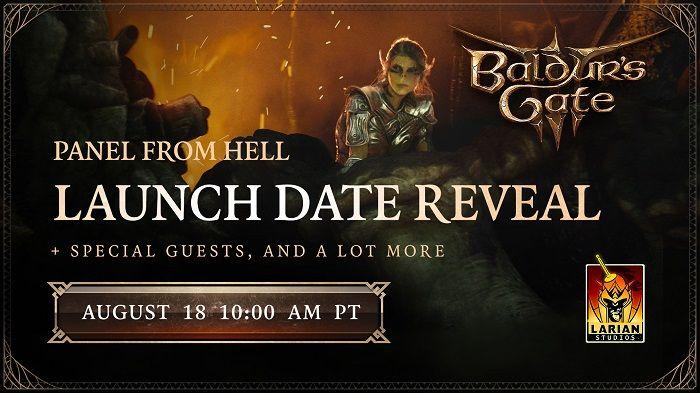 La data di uscita di Baldur's Gate 3 verra' confermata il 18 Agosto