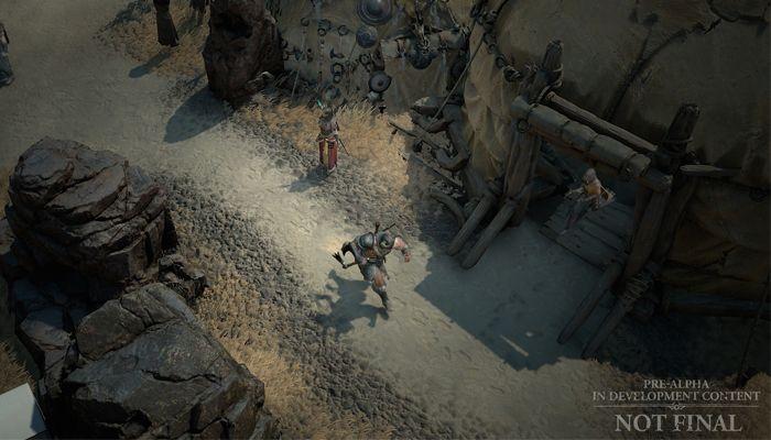 Diablo 4 svela The Dry Steppes, una delle cinque regioni che troveremo in gioco