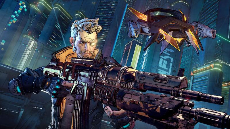 I giocatori di Borderlands 3 sono delusi dal late-game di Zane
