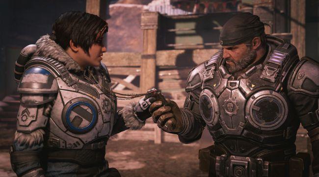 Gears 5 ricompensa i giocatori a causa dei problemi dell' Early Access