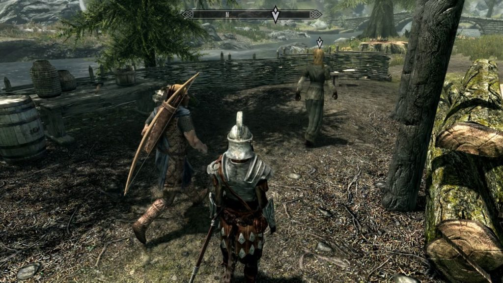 Il mod multiplayer Skyrim Together e' vicino alla closed beta