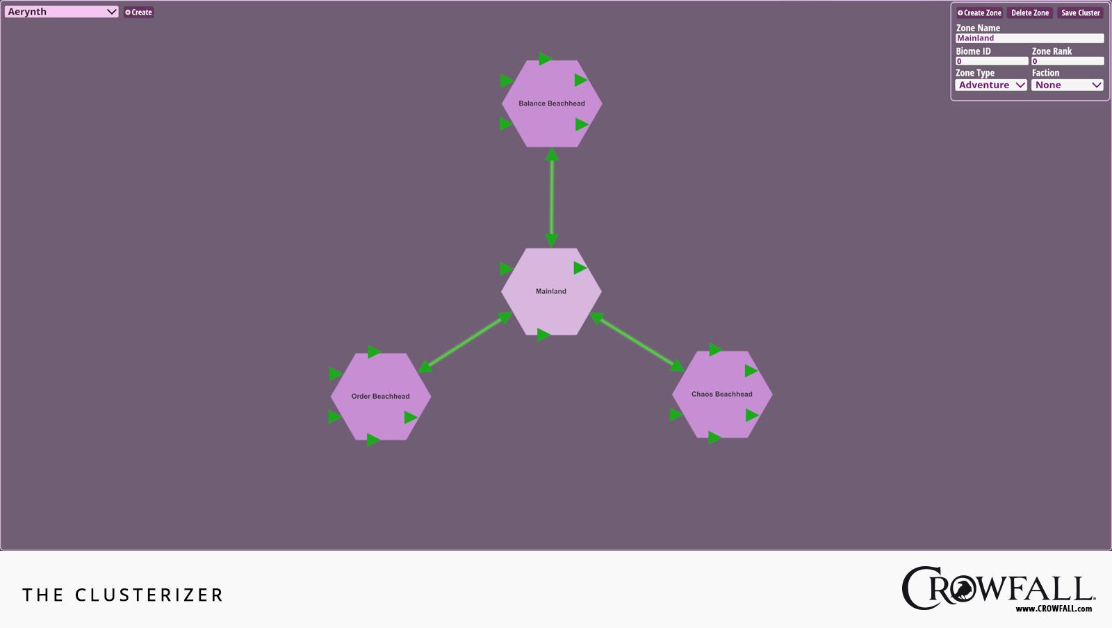 Spiegato il Clusterizer, un nuovo tool sviluppato dal team di Crowfall