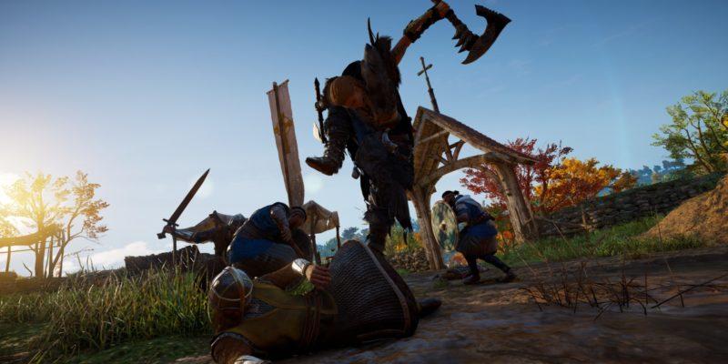 Il trailer di lancio di Assassin's Creed Valhalla mostra alla perfezione l'ambientazione di gioco