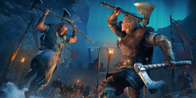 Ubisoft sta' aggiungendo gli Achievements ad Assassin's Creed Valhalla