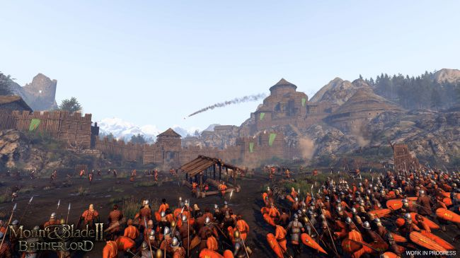 Mount e Blade II: Bannerlord ha una data per la release dell'early access