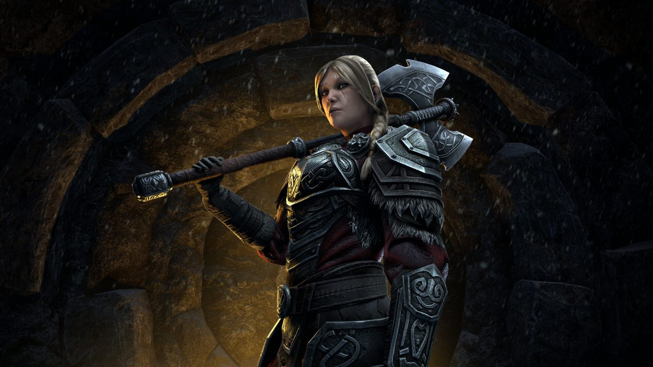La figlia dei Giganti di Elders Scrolls Online, countdown partito per Greymoor