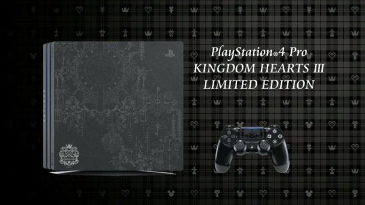 Annunciata la Data di Uscita di Kingdom Hearts 3 Per PS4 Pro