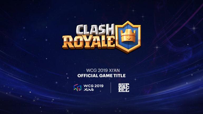Tutto quello che dovete sapere sui World Cyber Games 2019 di Clash Royale