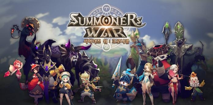 Summoners War Chronicle e' un nuovo MMORPG ispirato ad un titolo per mobile