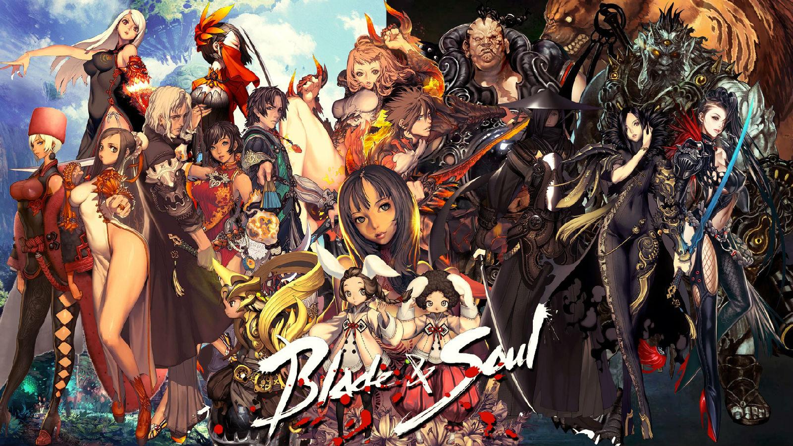 Blade & Soul e Master X Master Uniscono Le Forze