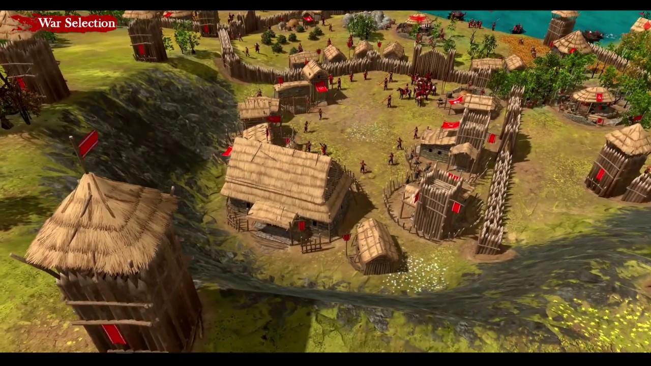 War Selection e' un RTS free to play con battaglie da 64 giocatori