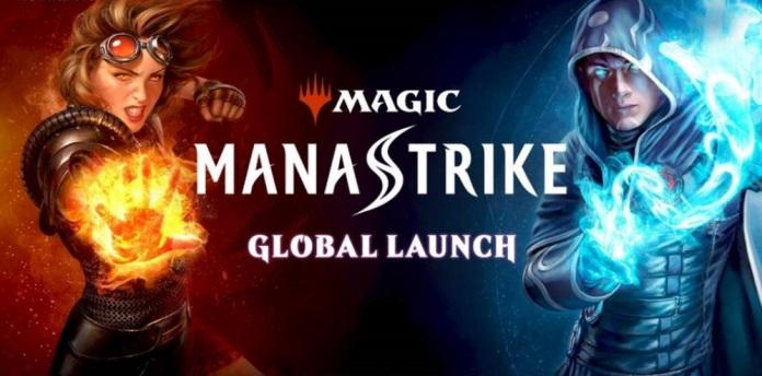 Magic ManaStrike - Inizia il lancio globale per questo gioco PvP di strategia per iOS e Android