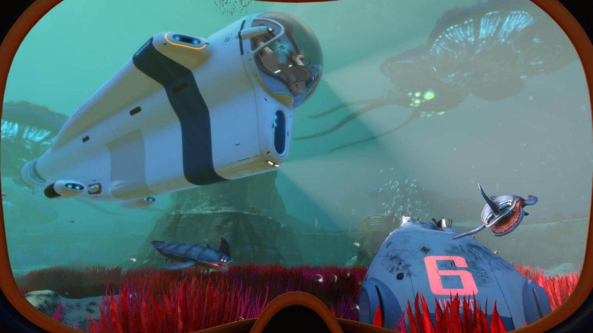 Adesso potete scaricare gratuitamente Subnautica nel negozio della Epic Games