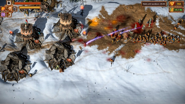 Arriva Lornsword Winter Chronicles, il primo action-RTS co-op per XBox e PS4