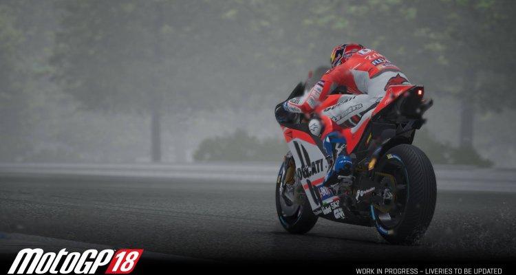 Molti Dubbi Sulla Versione Di MotoGP 2018 Per Switch