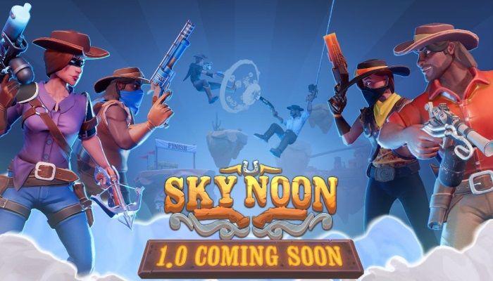 La versione 1.0 di Sky Noon arrivera' il 18 Dicembre
