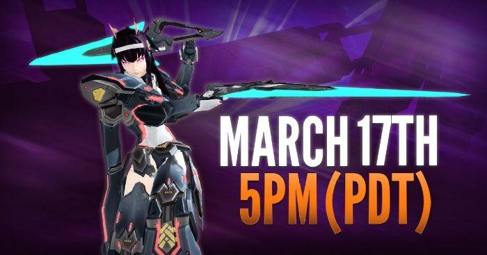 La open beta di Phantasy Star Online 2 arriva su XBox One il 17 Marzo