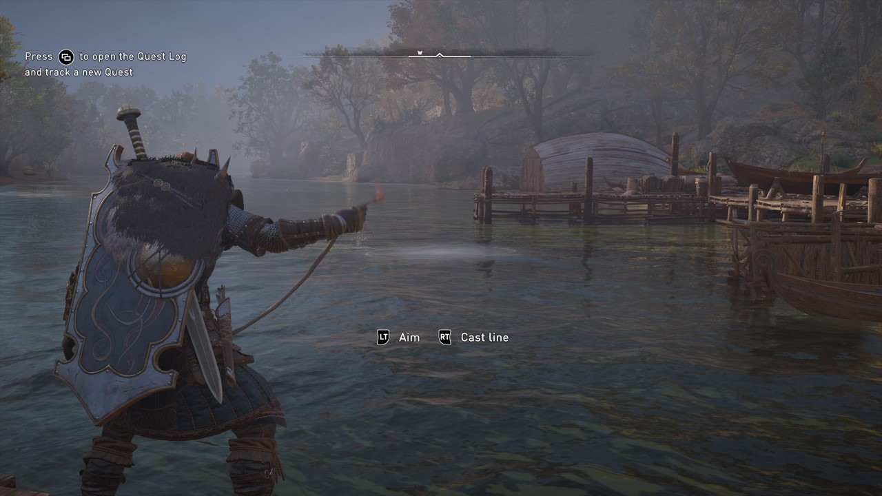 Assassin's Creed Valhalla, guida alla pesca e come fare soldi pescando
