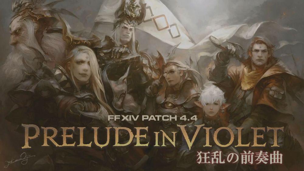 Patch 4.4 di FFXIV, tutte le novita' arrivate con Prelude in Violet