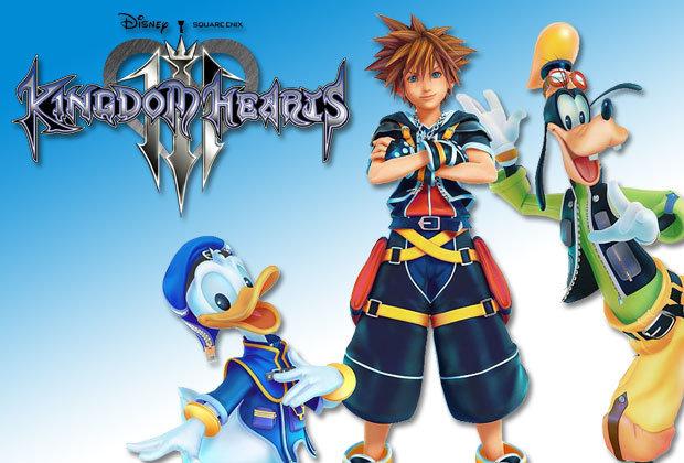 Kingdom Heart 3 - Data di Uscita & Quali Mondi Saranno Presenti (PS4, XBox One, Nintendo Switch)