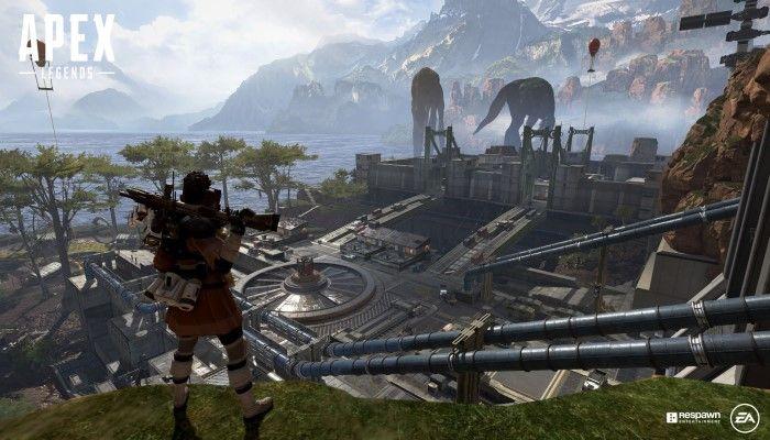 Apex Legends e' Free to Play, disponibile un nuovo Battle Royale Multipiattaforma