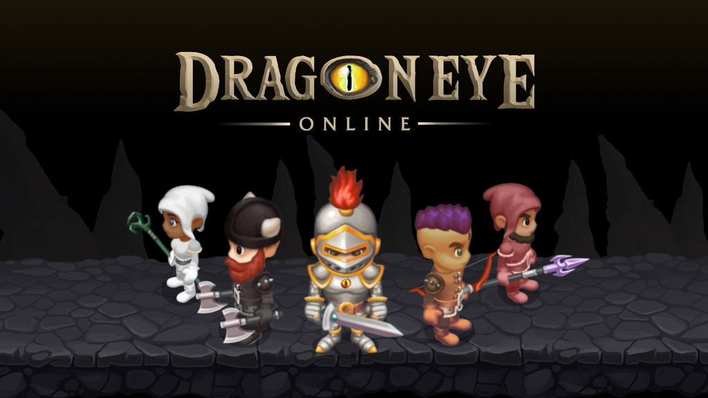 Dragon Eye Online, un nuovo pixel MMO, è entrato in Alpha