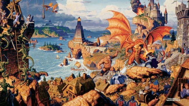 Il Lead Designer di Ultima Online sta' lavorando ad un nuovo MMO Sandbox