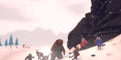 Project Winter in arrivo su XBox e Windows 10 con la possibilita' di cross-play