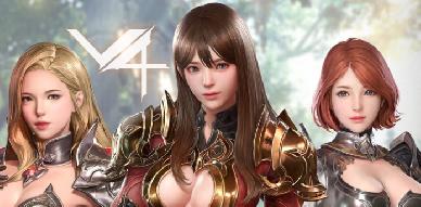 Arriva V4, il nuovo MMORPG cross-platform della Nexon