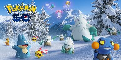 Il nuovo evento di Pokemon GO include 4 Pokemon di Nuova Generazione