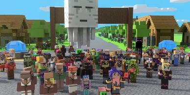 Minecraft Java Edition sta' per cambiare, dal 2021 servira' un account Microsoft