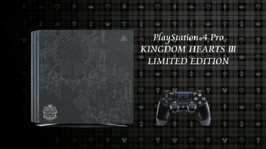 Annunciata la Data di Uscita di Kingdom Hearts 3 Per PS4 Pro