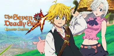 The Seven Deadly Sins: Grand Cross in arrivo per iOS e Android